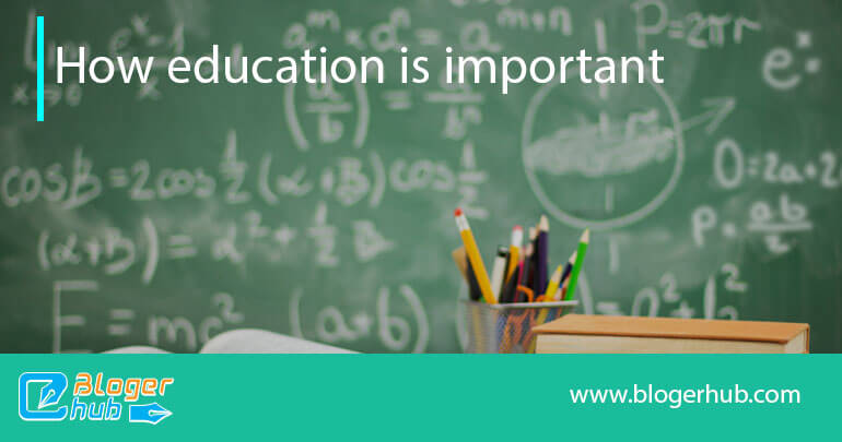 How education can improve your life
