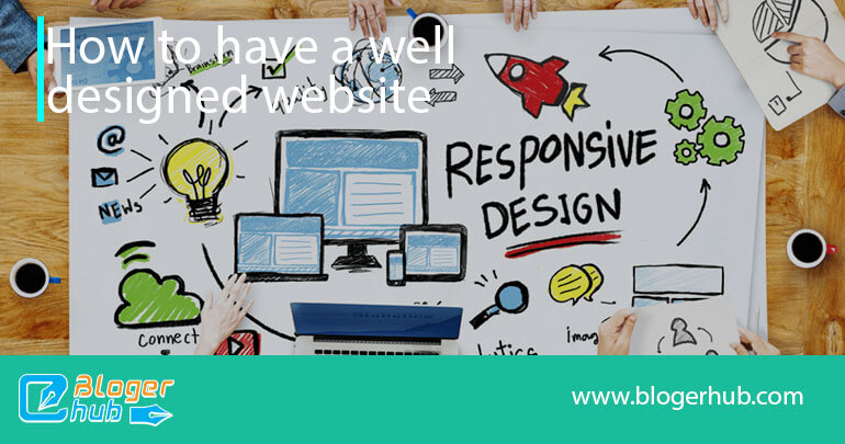 well designed websites