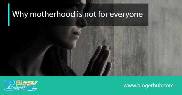 Motherhood is the biggest responsibility