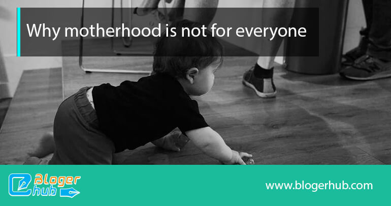 Motherhood is the biggest responsibility