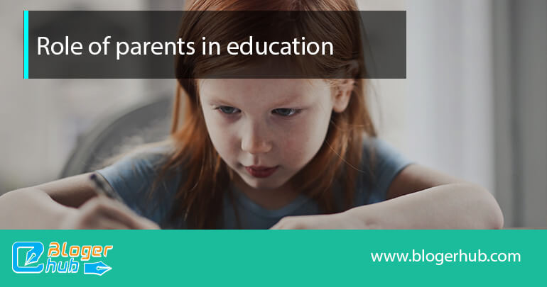 role of parents in education